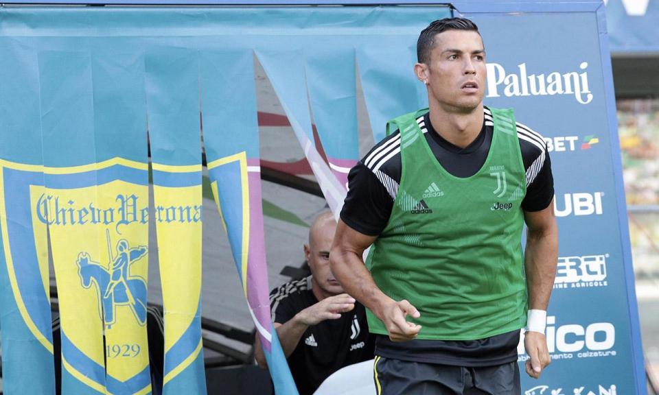 Cristiano Ronaldo: Nike diz que está «profundamente preocupada com alegações»
