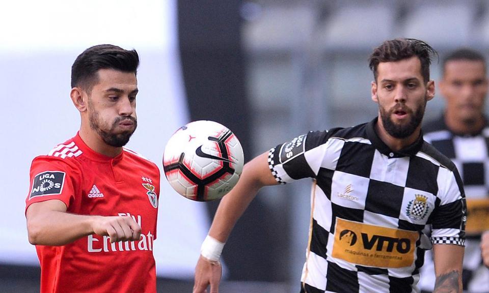 VÍDEO: erro de Neris abre autoestrada para o 2-0 do Benfica