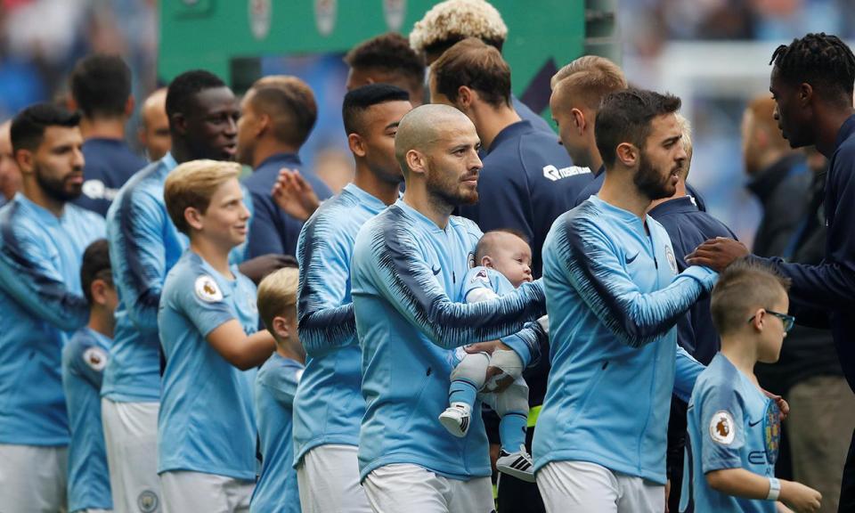 Manchester City supera os 500 milhões de libras em receitas