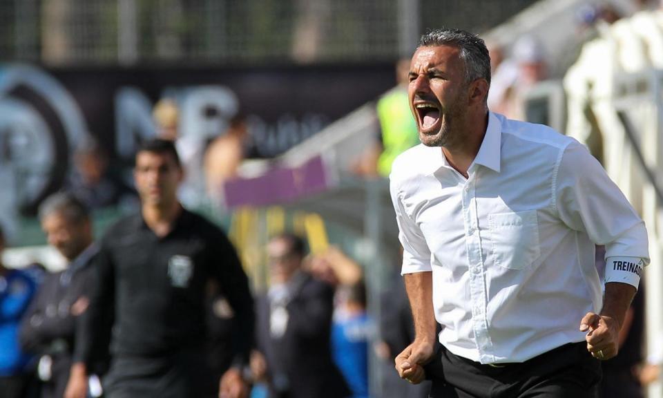 Ivo Vieira: «Esperava muito mais da minha equipa»