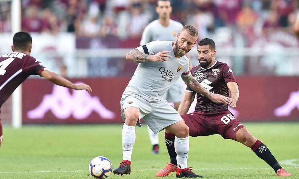 De Rossi: «O FC Porto é uma equipa com muita tradição»