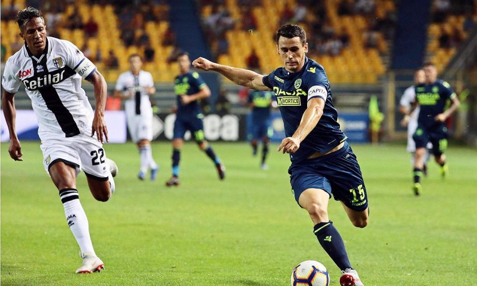 Série A: Parma de Bruno Alves volta aos triunfos