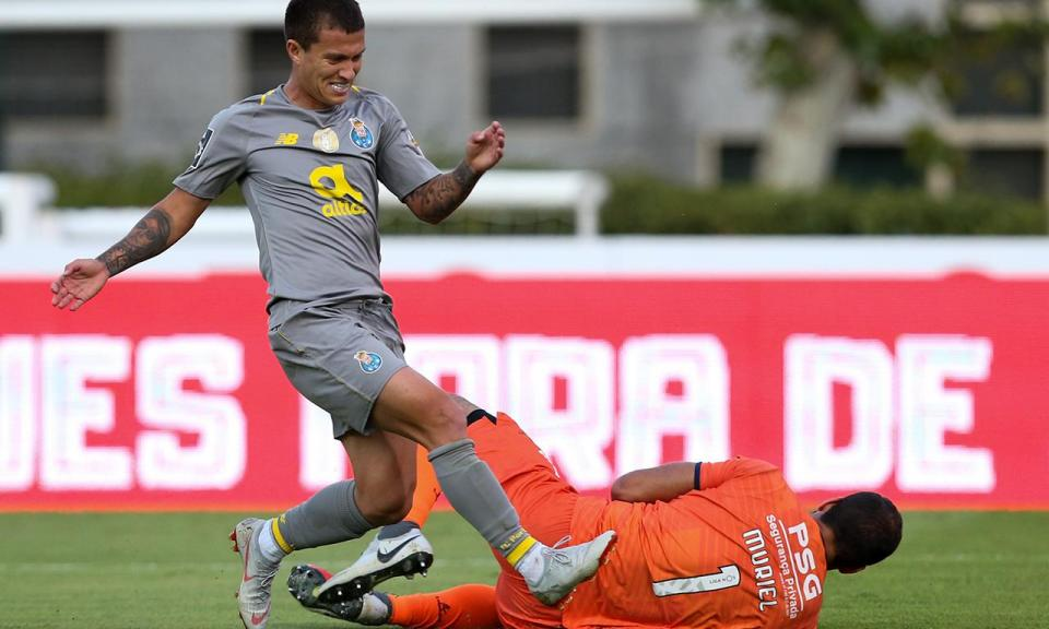 FC Porto: Otávio fez gestão de esforço