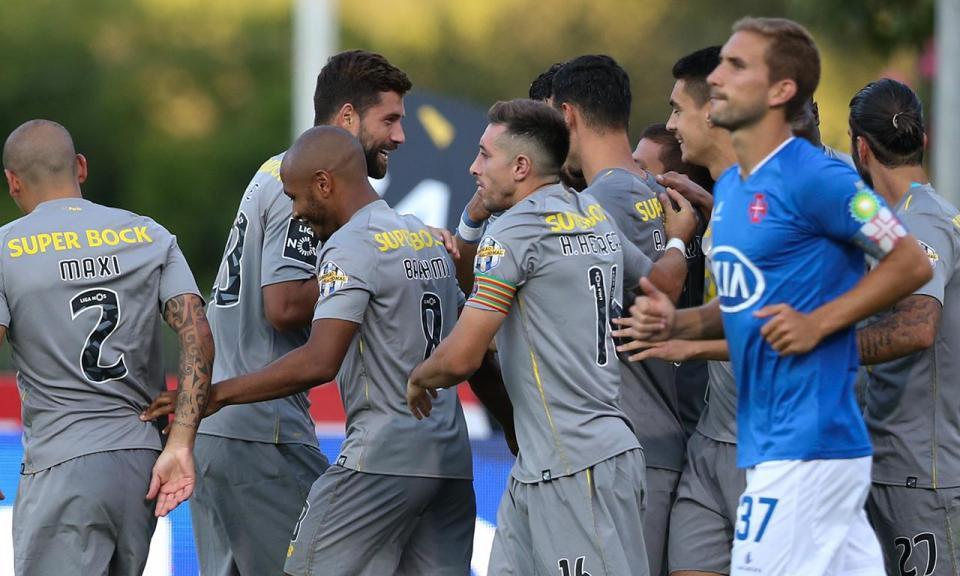 FC Porto parou em Fátima no regresso do Jamor