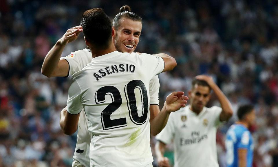 Real Madrid goleia Girona, Sevilha de André Silva empata