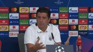 Rui Vitória: «Ferreyra? Os golos têm aparecido de muitas formas»