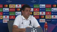 «Acreditamos que André Almeida vai recuperar para o jogo»
