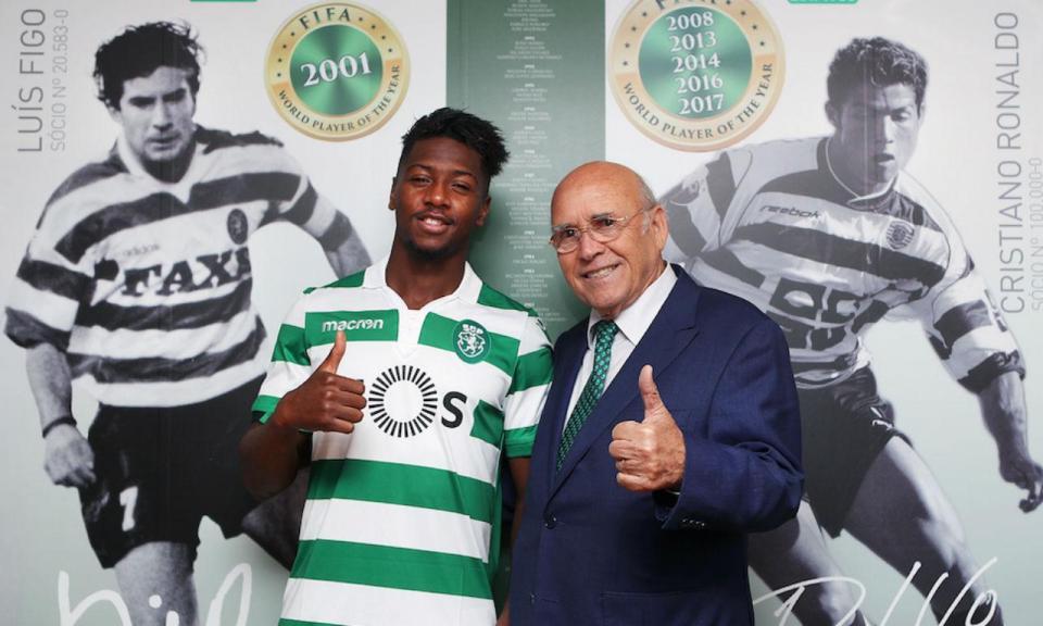 Sporting: Diaby custou 5,5 milhões de euros