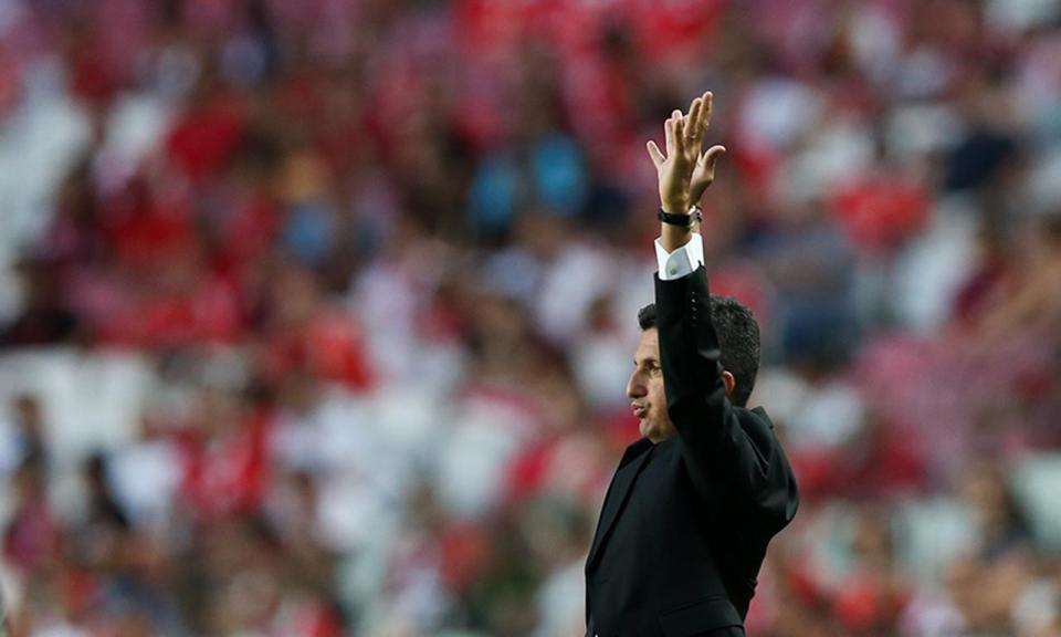 PAOK renova com Lucescu na véspera do jogo com o Benfica