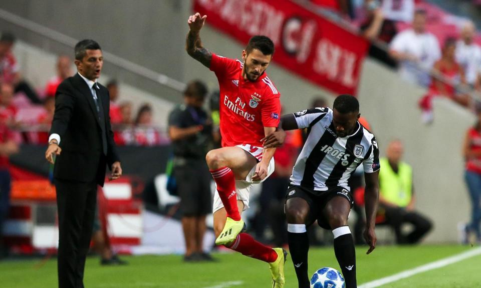 Paulo Fonseca defende Ferreyra: «É um jogador muito peculiar»