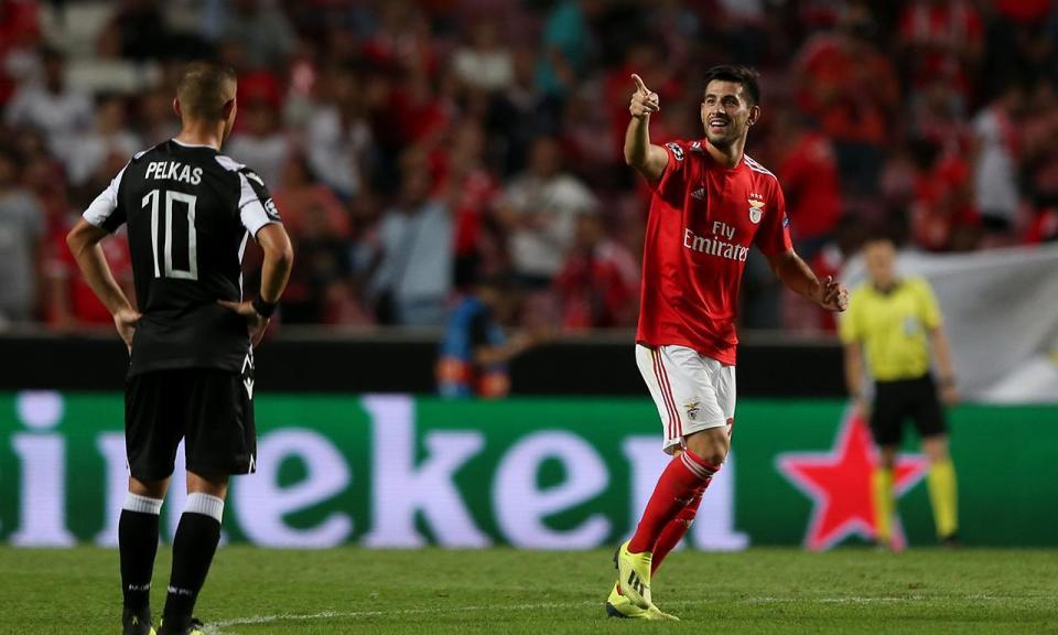 FOTO: Pizzi também ama Bernardo...mas não o quer ver na Champions