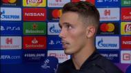 Grimaldo: «Jogámos melhor, merecíamos ganhar»