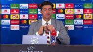 «Salvio sentiu-se indisposto e não estava em condições de jogar»