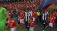 Champions: o resumo do Benfica-PAOK (imagens TVI/Eleven Sports)