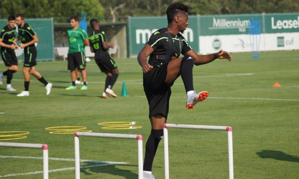 CAN: sportinguista Diaby falha penálti nos descontos e Mali empata