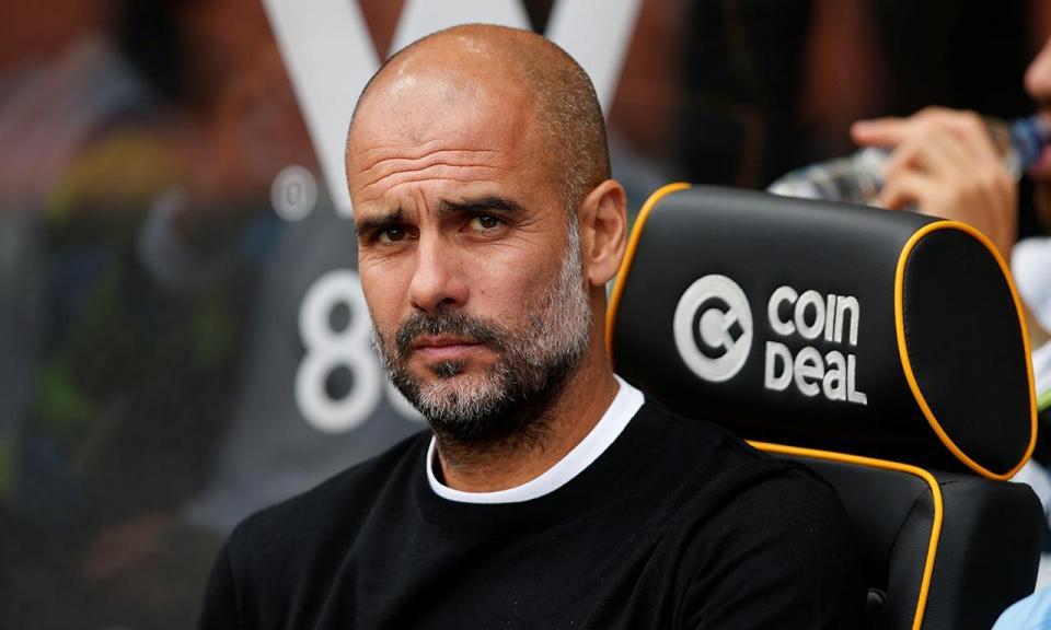 Guardiola: «Amanhã jogamos a primeira de cinco finais»