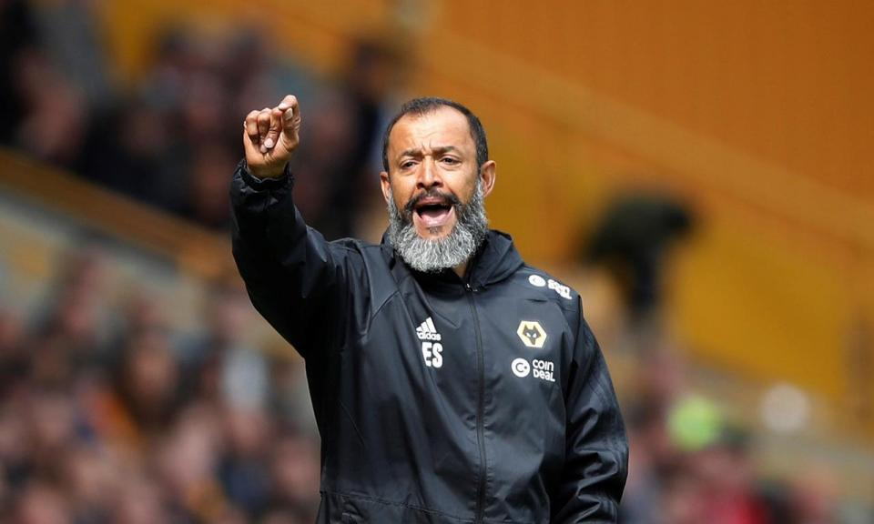 Nuno Espírito Santo: «Substituir Mourinho? Vocês conhecem-me...»