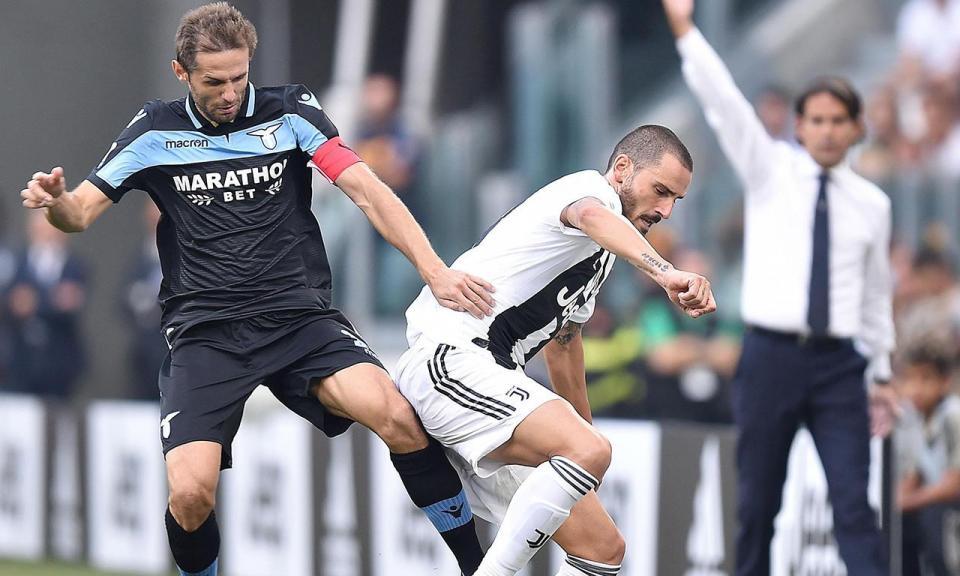 VÍDEO: o pedido de desculpa de Bonucci aos adeptos da Juventus