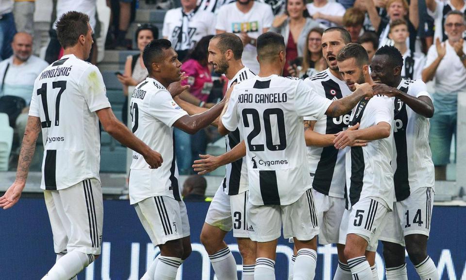 d5ddd5b076 Juventus venceu mas ainda não foi desta que Cristiano Ronaldo festejou