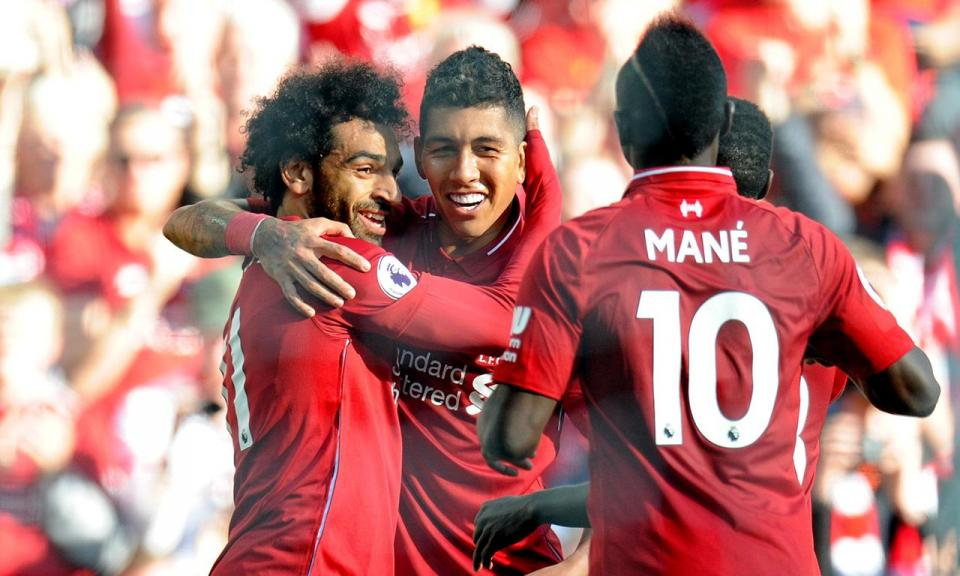 VÍDEO: Liverpool sobrevive a erro monumental de Alisson e vence