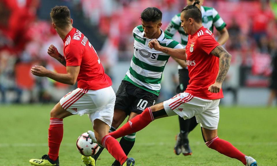 Sporting e Benfica vão defrontar-se duas vezes em menos de uma semana