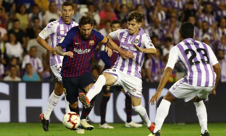 Ronaldo 'Fenómeno' é o novo dono do Valladolid