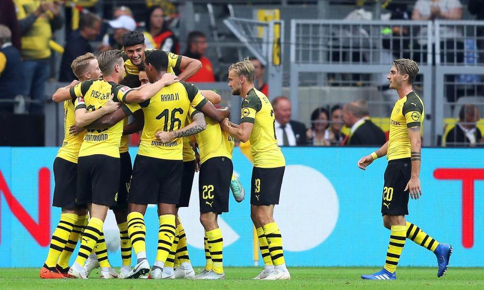 Alemanha: Guerreiro joga quatro minutos no nulo do Dortmund