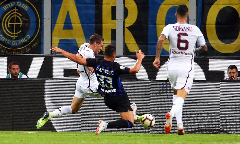 Depois do dilúvio, Torino vence SPAL com golo de N'Koulou