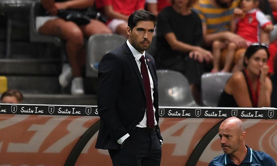 Abel Ferreira: «Temos de ser uma equipa muito bem equilibrada»