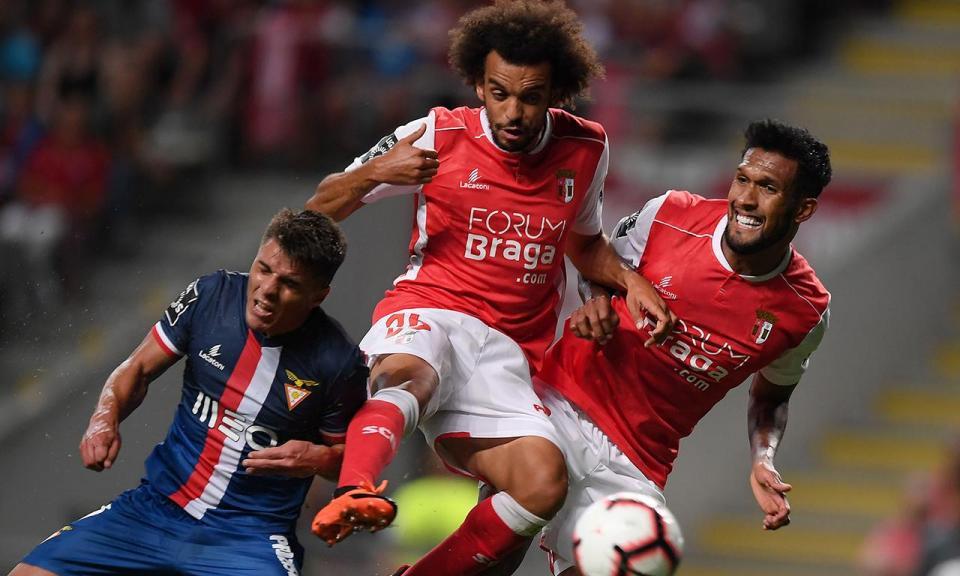 Sp. Braga: Fábio Martins fica fora dos convocados