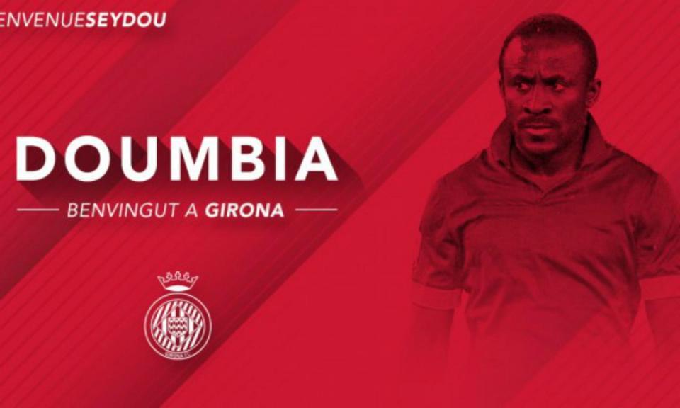 Doumbia: «É um desafio excitante descobrir o campeonato espanhol»