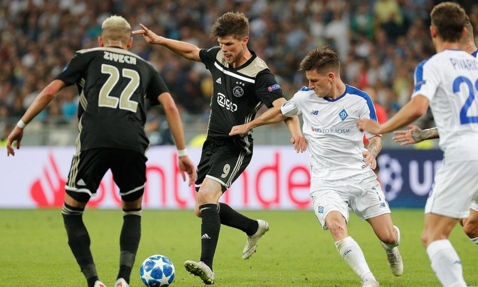 Atenção Benfica: Huntelaar bisa na vitória do Ajax sobre o Groningen