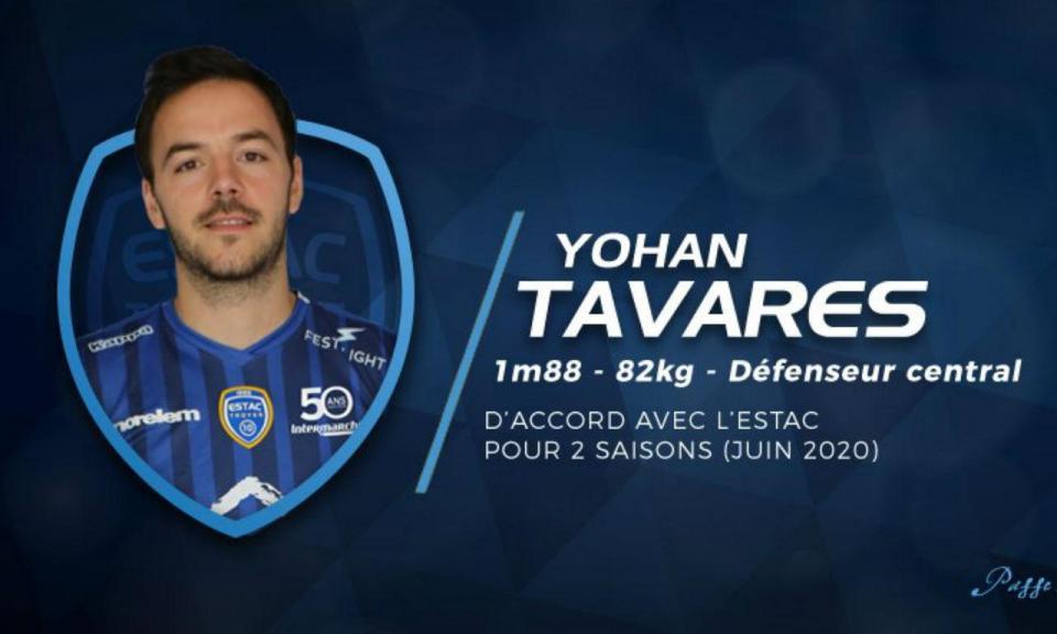 OFICIAL: Yohan Tavares é reforço para Rui Almeida