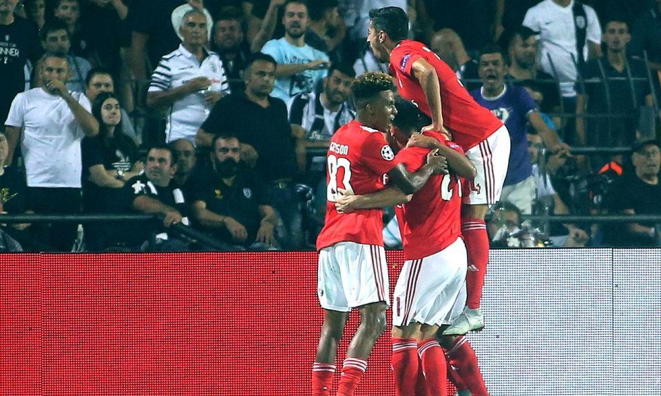 Benfica: maior foco, milhões em caixa e alguns sinais para a maratona