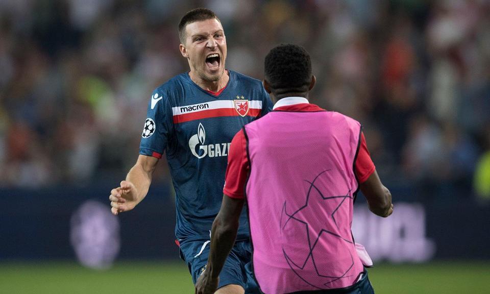Comité da UEFA retira castigo ao Estrela Vermelha