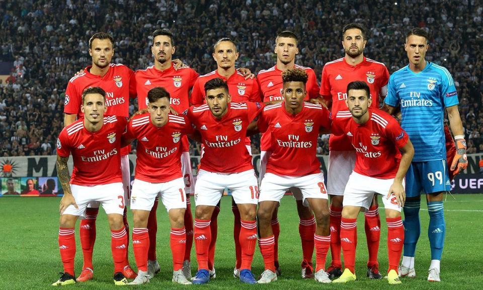 CALENDÁRIO: Benfica arranca Grupo E com o Bayern Munique