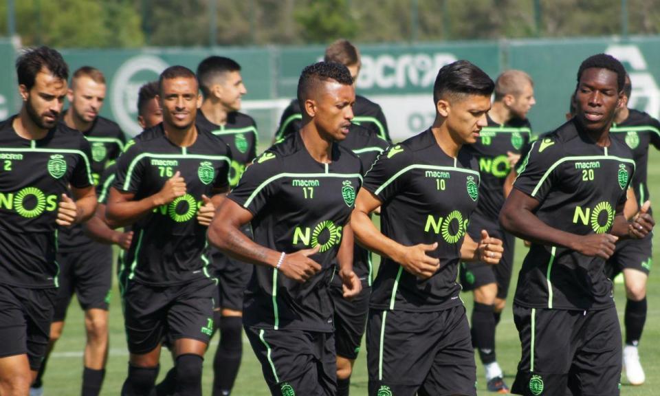 Sporting: Bas Dost e Mathieu continuam ausentes