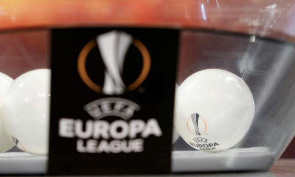 SIGA AQUI o sorteio da Liga Europa: Sporting no pote 2