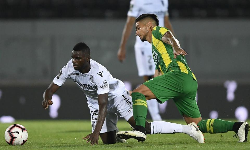 V. Guimarães-Tondela, 1-0 (resultado final)