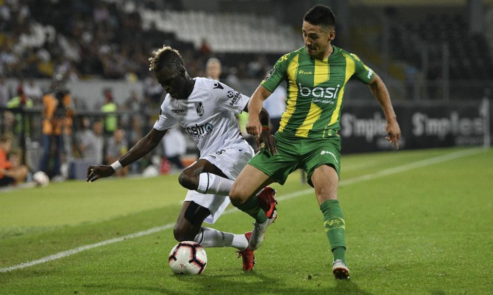 V. Guimarães: Sacko chamado à seleção do Mali