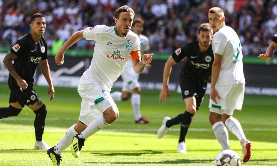 Alemanha: sem Paciência e Geraldes, Eintracht Frankfurt perde em casa