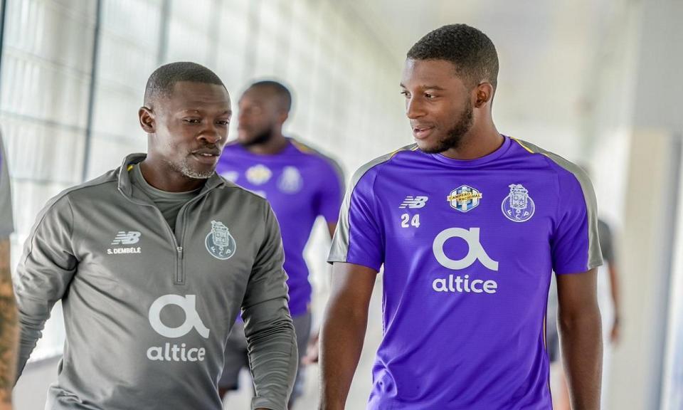 FC Porto: trio condicionado no primeiro dia de Bazoer