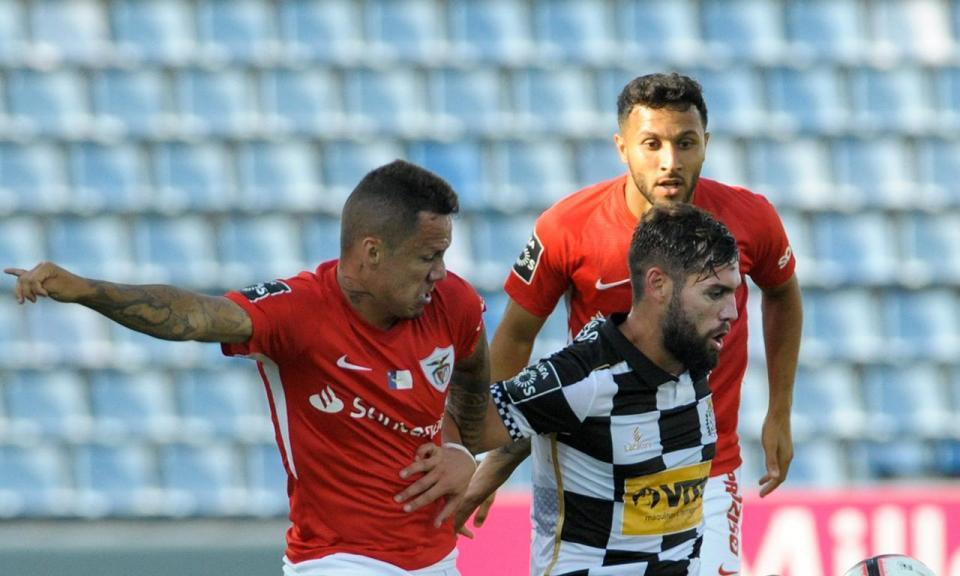 Santa Clara-Boavista, 4-2 (resultado final)