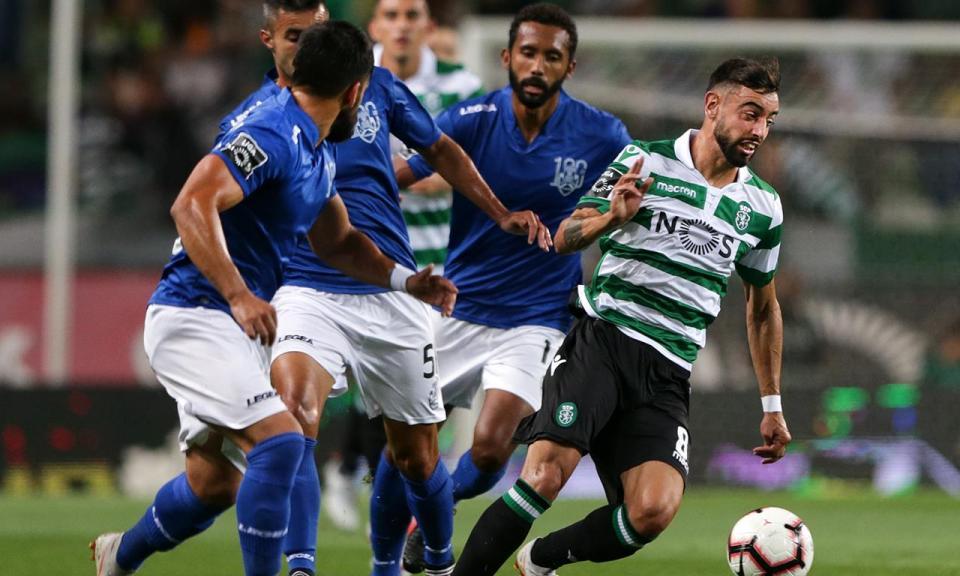 Bruno Fernandes: «Preferíamos ter 12 pontos, mas é um bom arranque»