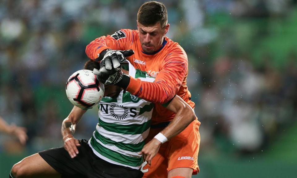 Sporting-Feirense, 1-0 (destaques)