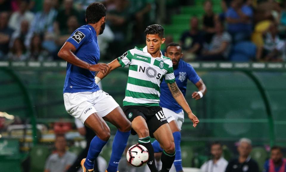 Sporting-Feirense, 1-0 (crónica)