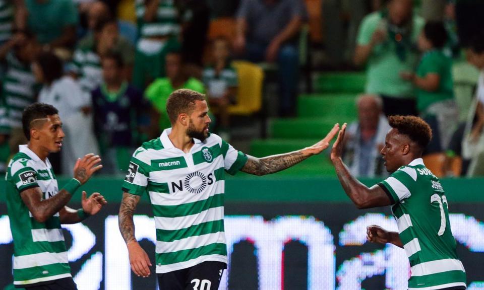 VÍDEO: o golo de Jovane Cabral que deu a vitória ao Sporting frente ao Feirense