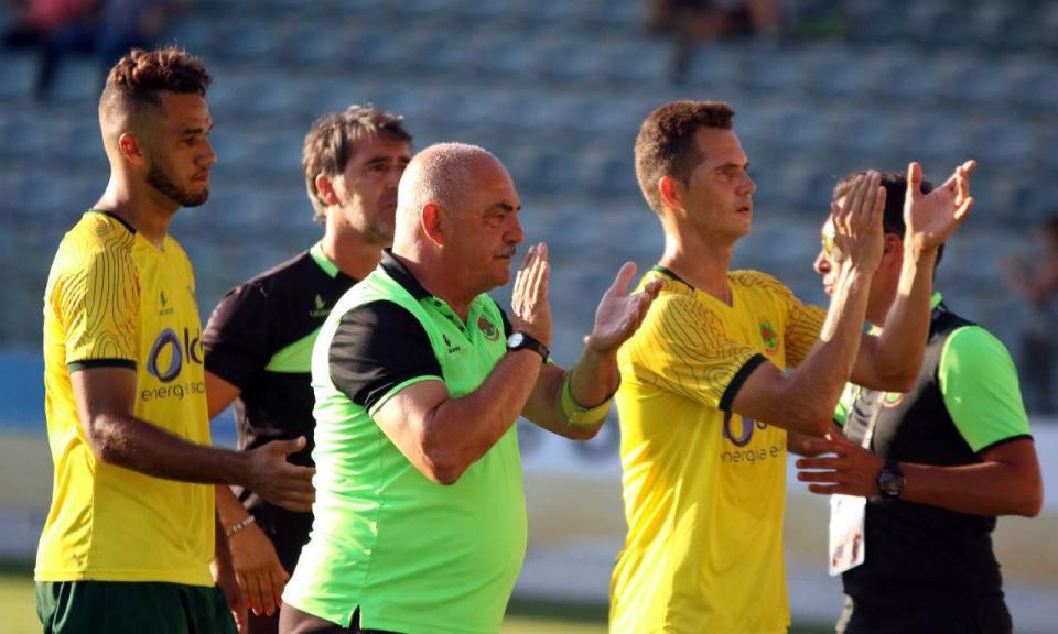 II Liga: golo a abrir dá vitória ao Paços de Ferreira em casa do Varzim