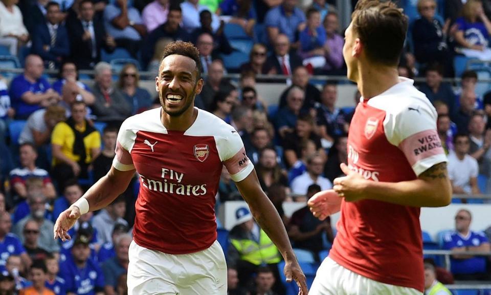 Atenção Sporting: depois do mau arranque, Arsenal soma segundo triunfo