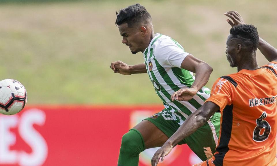 Rio Ave-Portimonense, 2-1 (resultado final)